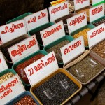 South India Street Food - Allepey - Spice Stand - The Lotus and the Artichoke Travels