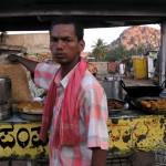 South India Street Food - Hampi - Grumpy Snacks - The Lotus and the Artichoke Travels