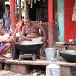 South India Street Food - Puri - Big Bowl, Big Belly Sweets - The Lotus and the Artichoke Travels