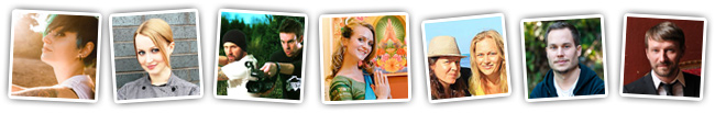 Testimonials Collage - What Others Are Saying About The Lotus and the Artichoke