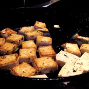 North Indian : Palak Tofu Paneer - The Lotus and the Artichoke