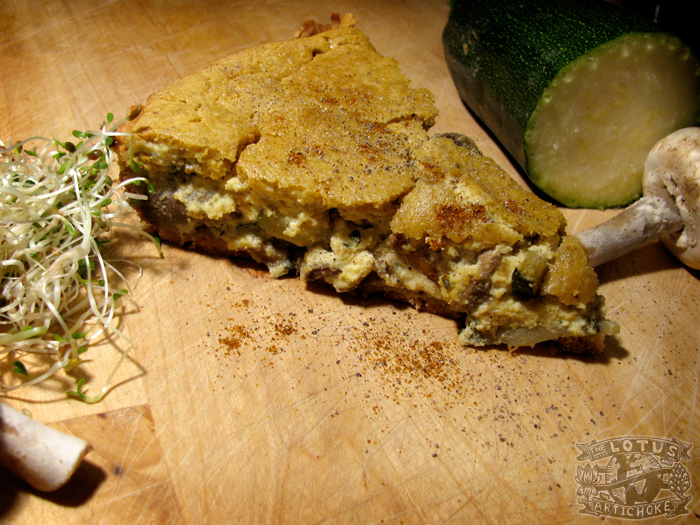 Vegan Quiche : French - The Lotus and the Artichoke - Vegan Recipes ...