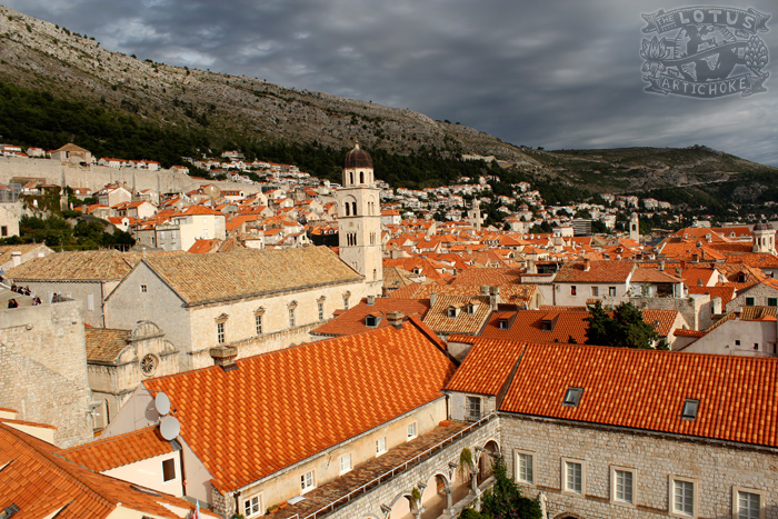 Dubrovnik: Stari Grad (Old Town) - The Lotus and the Artichoke