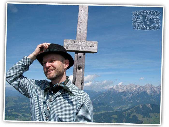 Kochen ohne Knochen Das Vegane Magazine Interview Justin P. Moore Austria
