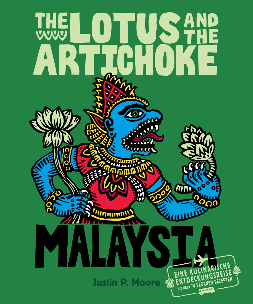 The Lotus and the Artichoke - MALAYSIA cookbook cover