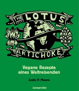 The Lotus and the Artichoke - Veganes Kochbuch - Leseprobe PDF