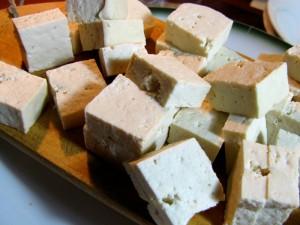 Thai : Eggplant Basil Coconut Tofu Curry process 4 - The Lotus and the Artichoke