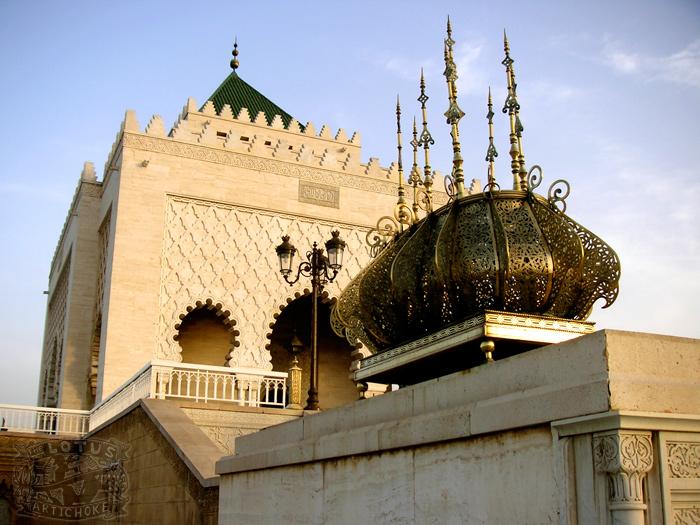 Rabat, Morocco - The Lotus and the Artichoke - travel adventures