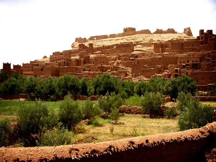 Ait Benhaddou, Morocco - The Lotus and the Artichoke - road trip travel