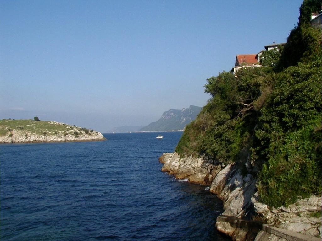The Black Sea - Amasra, Turkey - The Lotus and the Artichoke