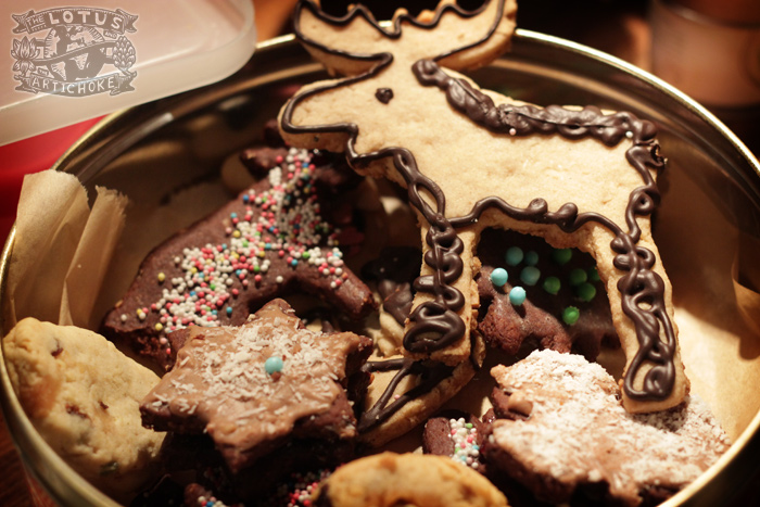 German Christmas Cookies - The Lotus and the Artichoke - Vegan Recipes from World Adventures
