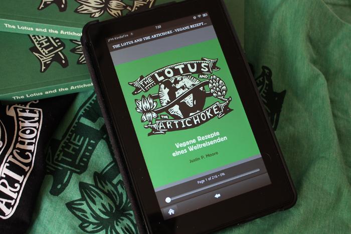 The Lotus and the Artichoke - Vegane Rezepte eines Weltreisenden Ebook DEUTSCH